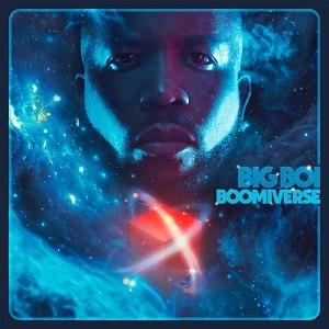 Boomiverse - Image: Big Boi Boomiverse