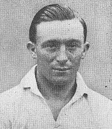 Billy Clayson, Brentford FC footballer, 1924.jpg