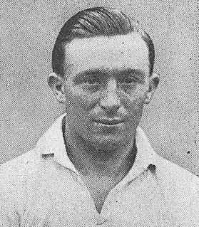 Billy Clayson English footballer
