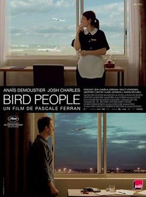 Bird People (film) - Film poster
