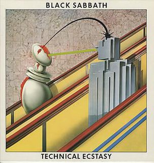<i>Technical Ecstasy</i> 1976 studio album by Black Sabbath