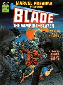 Blade (comics) - Wikipedia