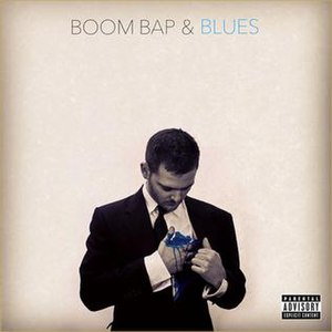 Boom Bap & Blues - Image: Boom Bap & Blues cover