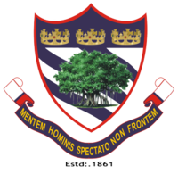 Boys' High School & College (Allahabad, Uttar Pradesh) logo.png