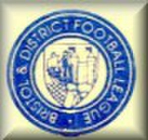 Bristol and District Football League - Image: Bristol Dist Lg