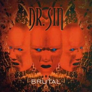Brutal (album) - Image: Brutal (album)