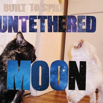 Untethered Moon - Image: Built to Spill Untethered Moon cover art