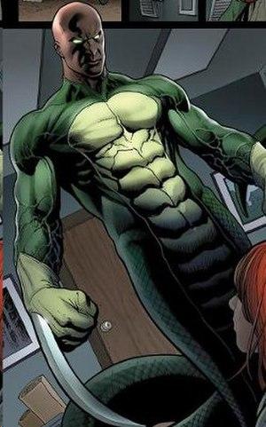 Bushmaster (Marvel Comics) - Image: Bushmaster Avengers vs X Men