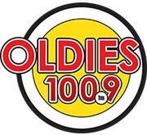 CIYM-FM - Image: CIYM Oldies 100.9 logo
