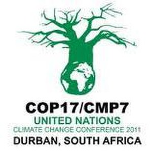 2011 United Nations Climate Change Conference - Image: COP17 Logo