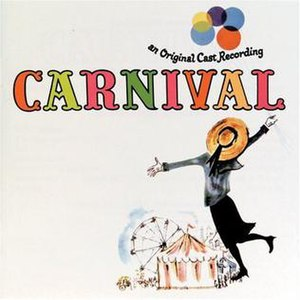 Carnival! - Original Broadway Cast Album