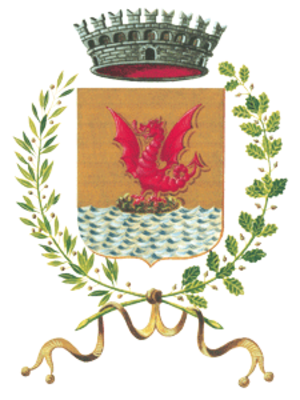 Cernobbio - Image: Cernobbio coat of arms