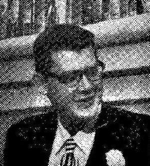Chad Oliver - Chad Oliver c, 1953