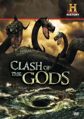 Clash of the Gods (TV series) - Image: Clashofthegods