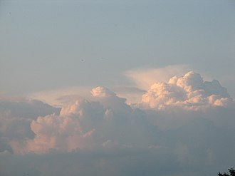Gheorghe Doja, Ialomița - Image: Clouds (Gheorghe Doja)