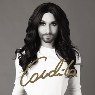 Conchita (album) - Image: Conchita album cover