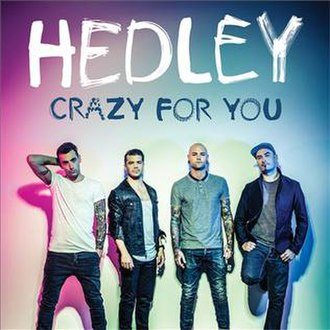 Hedley — Crazy for You (studio acapella)