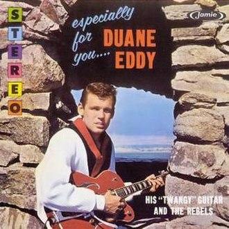 Especially for You (Duane Eddy album) - Image: DE Especially for You