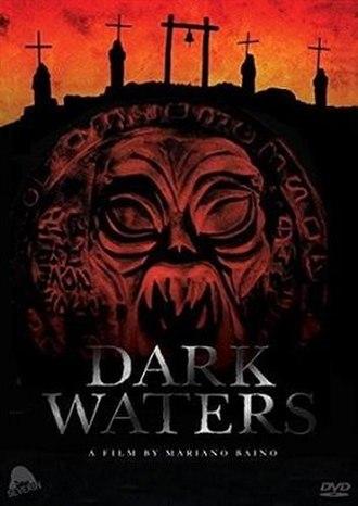 Dark Waters (1994 film) - DVD cover