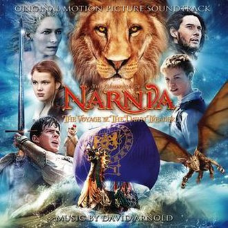The Chronicles of Narnia: The Voyage of the Dawn Treader (soundtrack) - Image: Dawn Treader Special Edition Soundtrack