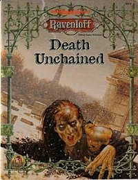 Cover of Death Unchained