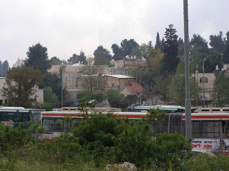 File:Deir Yassin and Kfar Shaul Mental Health Center.JPG