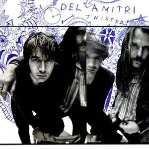 Twisted (Del Amitri album) - Image: Del Amitri Twisted Album Cover