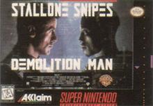 Demolition Man (video game)
