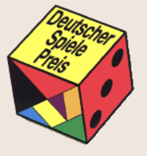 Deutscher Spiele Preis - Deutscher Spiele Preis logo