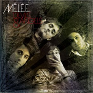 Devils & Angels - Image: Devils & Angels (Mêlée album alternate cover art)