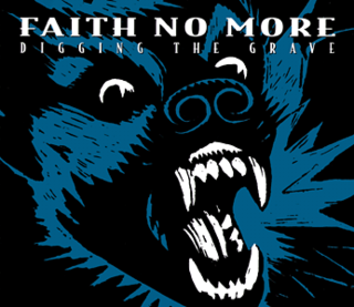 Digging the Grave 1995 single by Faith No More