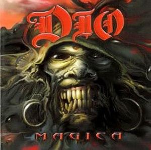 Magica (album) - Image: Dio Magica