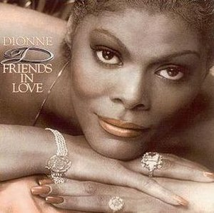 Friends in Love (Dionne Warwick album) - Image: Dionnefriendsinlove