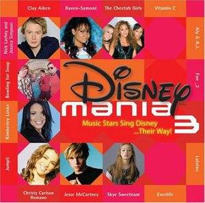 Disneymania 3 - Image: Disneymania 3