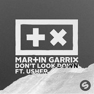 Don't Look Down (Martin Garrix song) - Image: Don't Look Down cover art