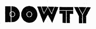 Dowty Group - Image: Dowtylogo