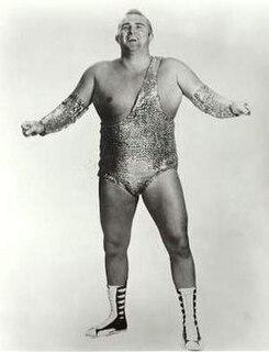 Dr. Jerry Graham American professional wrestler