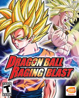 <i>Dragon Ball: Raging Blast</i> 2009 video game