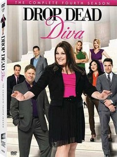<i>Drop Dead Diva</i> (season 4) season of television series
