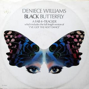 Black Butterfly (song) - Image: Dwilliamsblackbutter fly