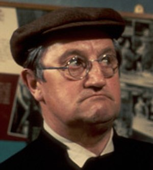 Edward Sinclair - Edward Sinclair as the Verger Maurice Yeatman in Dad's Army