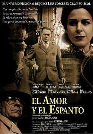 El Amor y el Espanto - Theatrical release poster