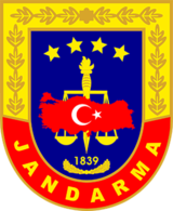 [✔] République de Turquie 160px-Emblem_of_the_Turkish_Gendarmerie
