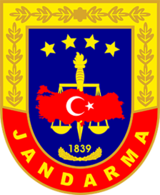 Emblem of the Turkish Gendarmerie