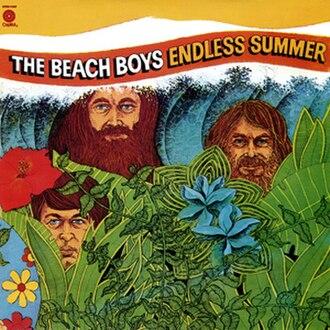Endless Summer (The Beach Boys album) - Image: Endless Summer BB Cover