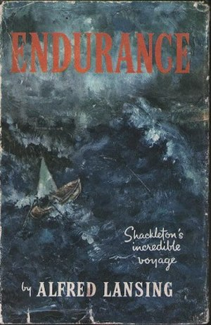 Endurance: Shackleton's Incredible Voyage - First edition (publ. Hodder & Stoughton)