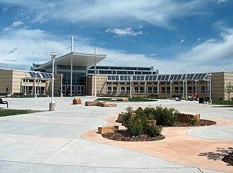 Fort Collins, Colorado - Fossil Ridge High School