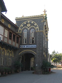 Main Building of Fergusson College