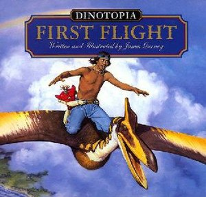 Dinotopia - Cover of Dinotopia: First Flight.