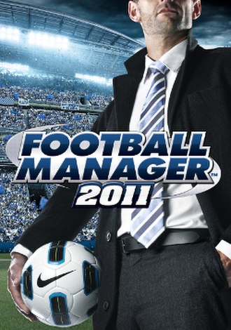 Football Manager 2011 - Image: Football Manager 2011